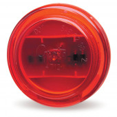 Red 24 Volt LED Clearance Marker Light.