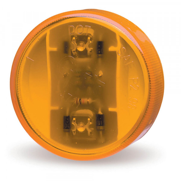 24 volts yellow supernova 2 led clearance light