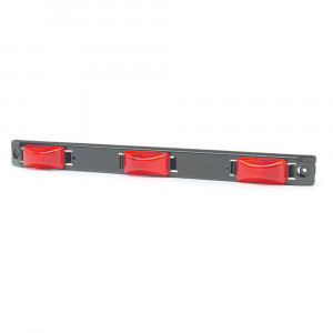 bar light us15 plastic series red