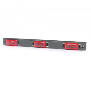supernova led bar light us 15 series red