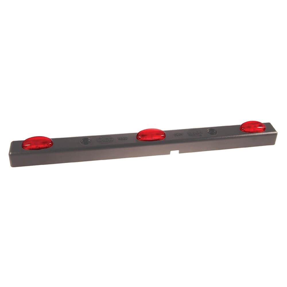 micronova led bar light red