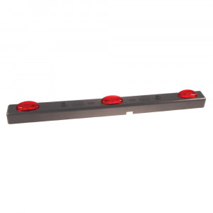 micronova led bar light red
