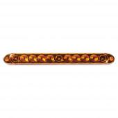 15 thin line led bar light amber