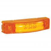 supernova 3 center thin line dual intensity led clearance marker light yellow Miniaturbild