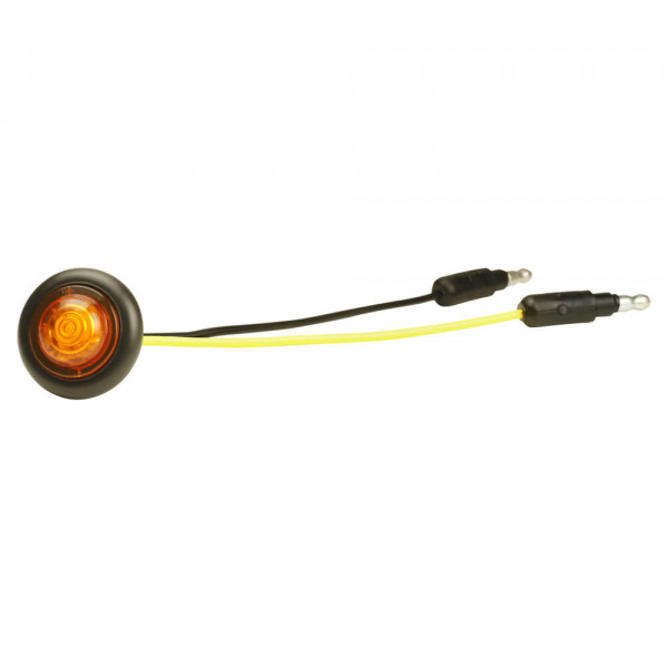 Yellow LED Clearance Marker Light.