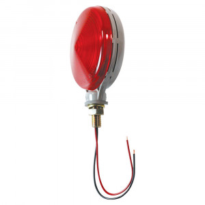 single face light double contact red