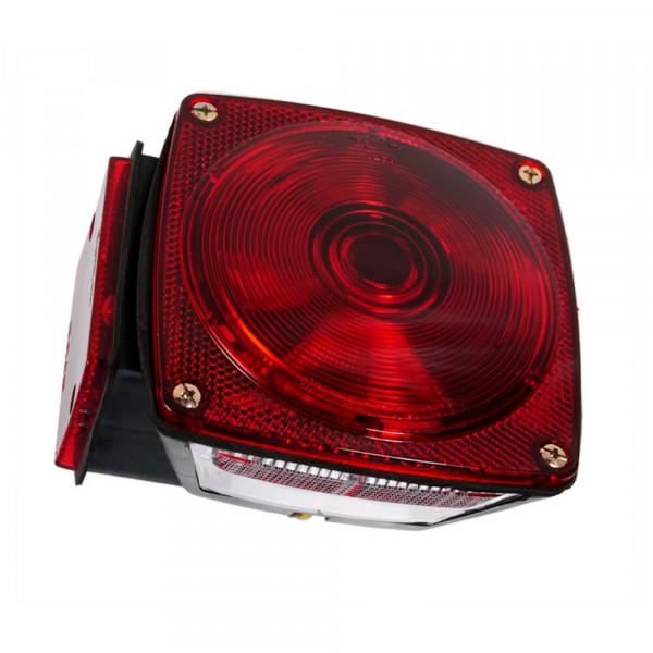 trailer lighting kit lh stop tail turn red