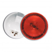 stop tail turn torsion mount light built in reflector