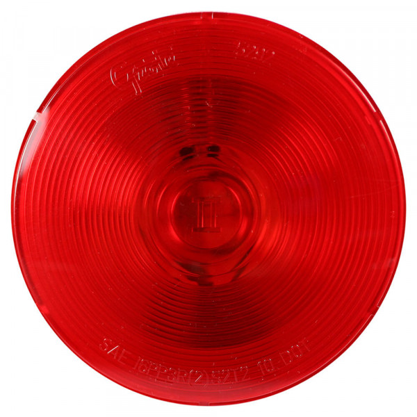 torsion mount stop tail turn lamp female pin red