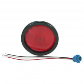 "torsion mount 4"" male pin red kit light"