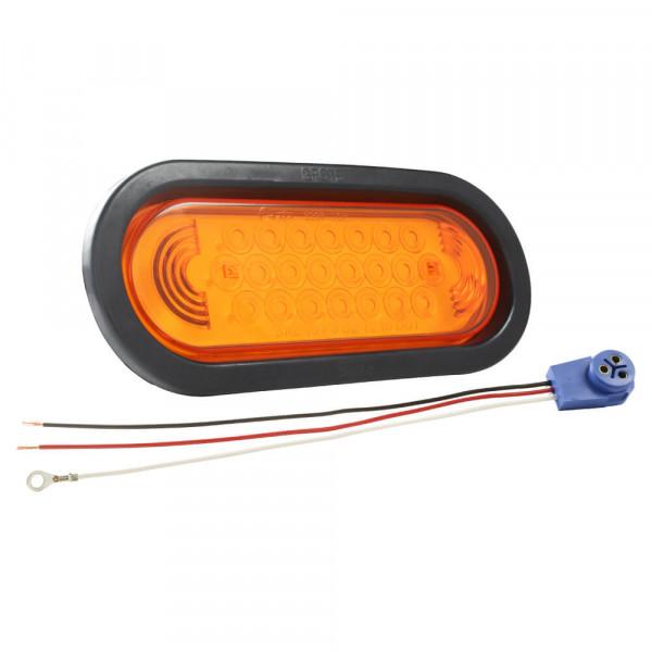 Juego de luz LED ovalada de frenado / trasera / direccional SuperNova®
