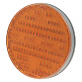 "Yellow SuperNova® 4"" Full-Pattern LED Stop Tail Turn Front Turn Light thumbnail"