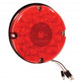 7 led stop tail turn light reflex red bulk thumbnail