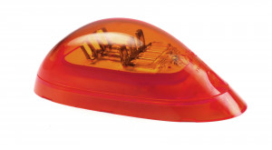 supernova surface mount led side turn marker light red