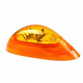 Surface Mount LED Side Turn/Marker Light amber optic thumbnail