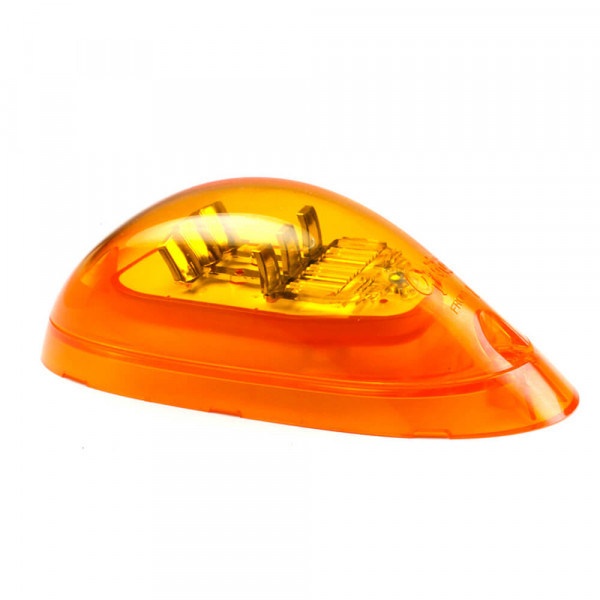 Surface Mount LED Side Turn/Marker Light amber optic