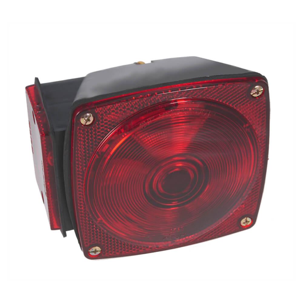 submersible trailer lighting kit rh stop tail turn red replacement