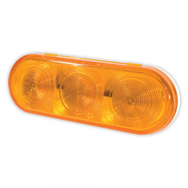 grote select led oval yellow