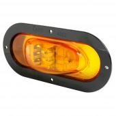 Oval LED Side Turn Marker Light