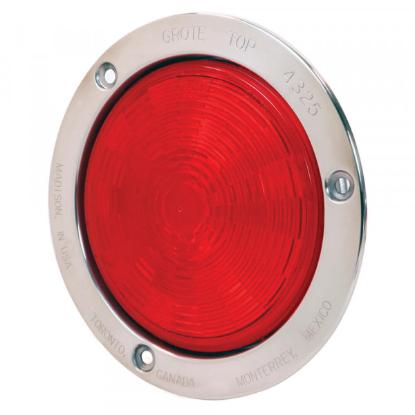 Supernova Red LED Stop Tail Turn Light.