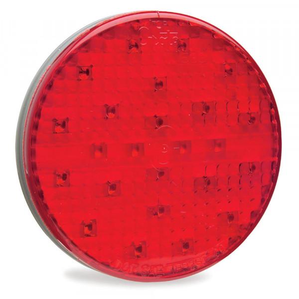 """SuperNova® 4"""" Full-Pattern LED Stop/Tail/Turn Light, Grommet Mount, Red"""