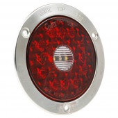 "55202 - 4"" Round LED Stop Tail Turn with Back-up"