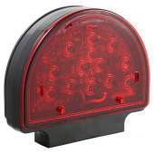 Red LED Stop Tail Turn Light For Agricultural & Off Highway Uses. thumbnail