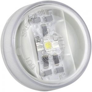 """2"""" led interior courtesy light white"""