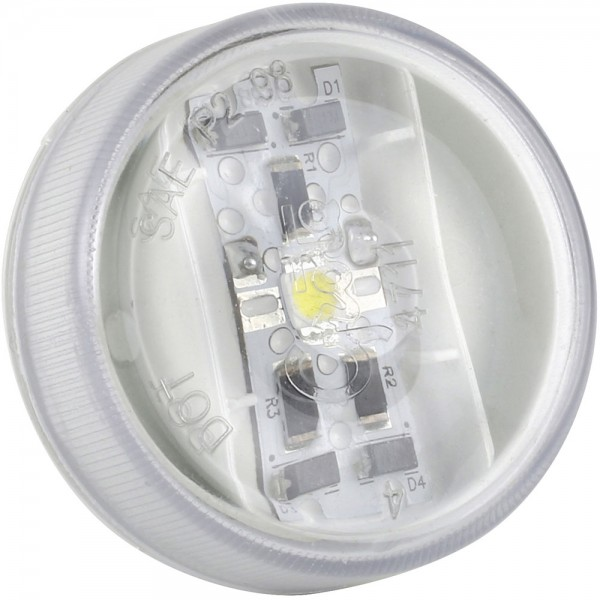 "2"" led interior courtesy light white"