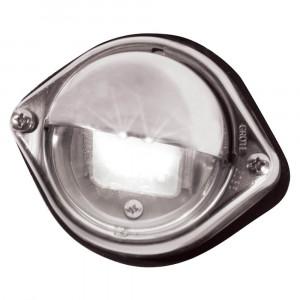 Luz LED de uso general de cortesía para escalera, transparente