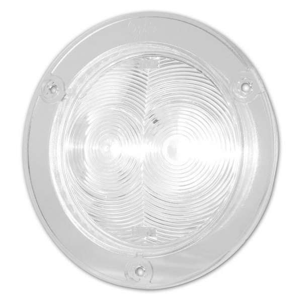 "supernova 4"" flange LED hook up light"