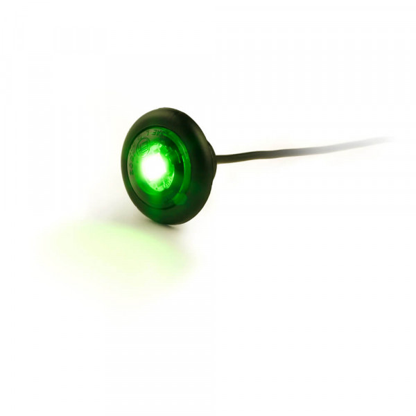 Green LED Indicator Light green