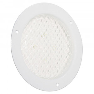 "4"" Round Flange Mount LED Dome Light"