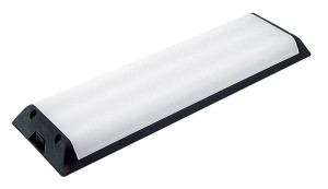 surface mount fluorescent dome light white