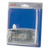 Dome Light with Switch, Clear, Retail Pack thumbnail