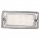 LED Whitelight Recessed-Mount Interior Dome Light.
