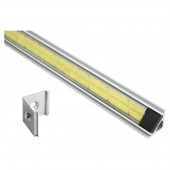 61R20 - XTL LED light strip in mounting extrusion vignette