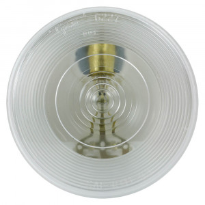 """4"""" Torsion Mount® II Single-System Backup Light, Clear Lens"""