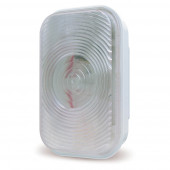 rectangular dual system backup light female clear thumbnail