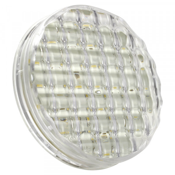 "4"" led backup light clear"