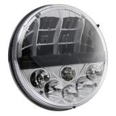 "7"" LED Sealed Beam Headlight thumbnail"