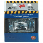 Retail Halogen Rectangular Trapezoid Work Light thumbnail