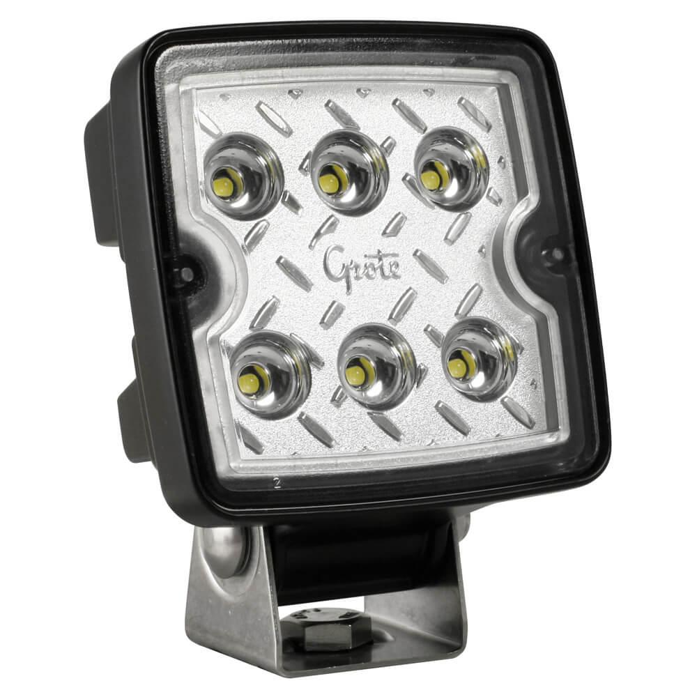 Trilliant® Cube LED Work Flood Light, 12V/24V