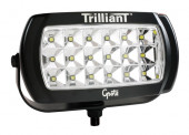 Trilliant® LED Wide Flood Work Light With Reflector.