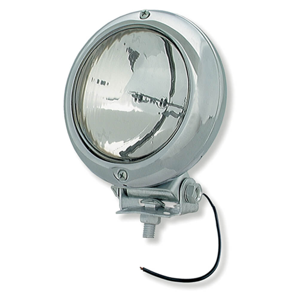 Par 36 Surveillance Utility Steel Spot Light
