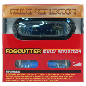 Clear Fog Slim-Line Halogen Kit
