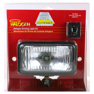 Clear Retail Sport & Utility Driving Kit Light