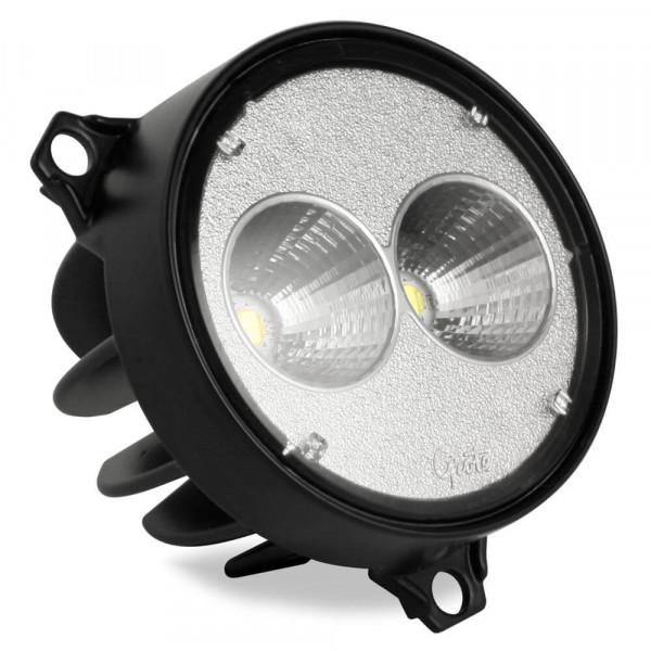 Luz LED de gran alcance, 1000 lúmenes