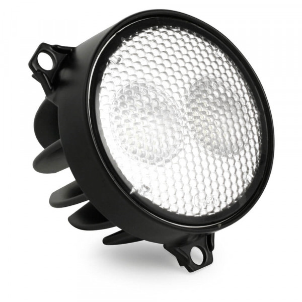 LED Light with near flood light pattern