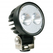 LED Work Light with Far Flood Light Pattern